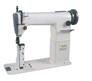 Post Bed Single-Needle Heavy Duty Lockstitch Industrial Sewing Machine (OD810) pictures & photos
