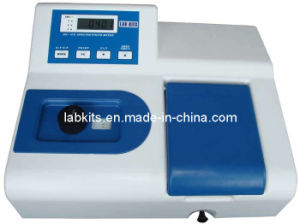 Visible Spectrophotometer, Digital Display