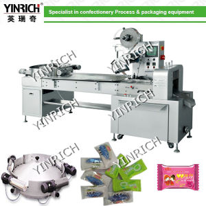 Pillow Type Candy Packing Machine (TB-800) pictures & photos