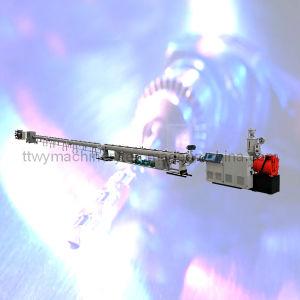 Pex Pipe Production/Extrusion Line Plastic Machine pictures & photos