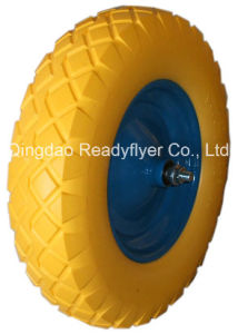 PU Wheel/Flat Free Wheel pictures & photos