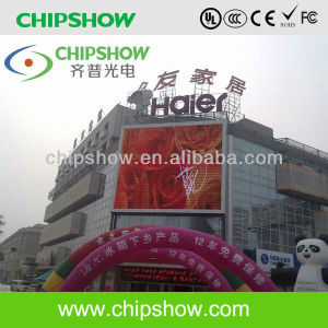 Chipshow Full Color Outdoor P16 LED Display Screen pictures & photos