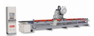 New Type High-Speed 3-Axis CNC Machining Center for Aluminum Window3 pictures & photos