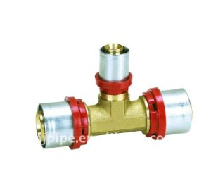 Brass Th Press Fitting - Water Pipe plastic Pipe Fittings pictures & photos
