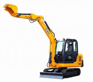 Mini Towable Digger for Sale pictures & photos