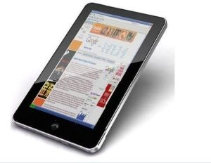7 Inch Tablet PC Touch