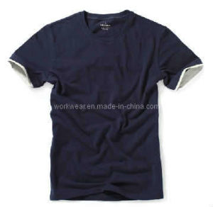 Men′s Short Sleeve T-Shirt (SH14)