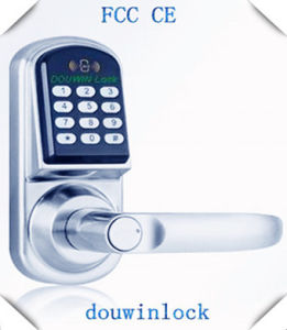 Office Keypad Door Key Card Code Lock pictures & photos