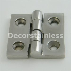 Stainless Steel 316 Heavy Duty Butt Hinge pictures & photos