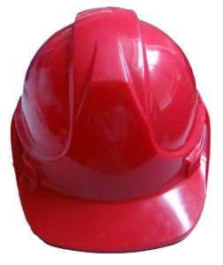 Red Safety Helmet (GX-702) pictures & photos