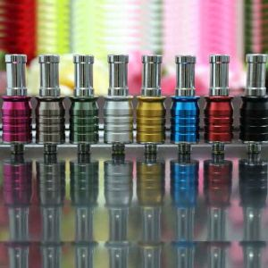 Dry Herb & Wax Oil Detachable Rda Atomizer