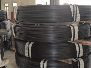 Oil Tempered Spring Steel Wire for Big Size (SUP10) pictures & photos