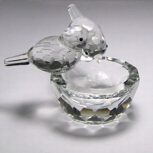 Higher Quality K9 Crystal Gifts Crystal Animal (JD-CF-008) pictures & photos