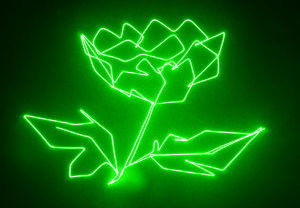 5W Green Animation Laser for Disco (HL-088) pictures & photos