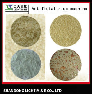 Nutrition Rice Production Line (LT70) pictures & photos
