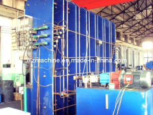 Strip Precured Tread Vulcanizing Press pictures & photos