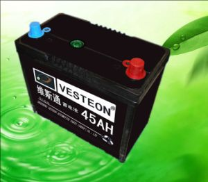 Dry Charged Car Battery 12V100ah pictures & photos