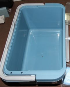 Plastic Cleaning Tool Box (CW01001) pictures & photos