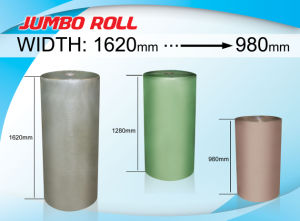 980mm to 1620mm Jumbo Roll BOPP Adhesive Tape pictures & photos