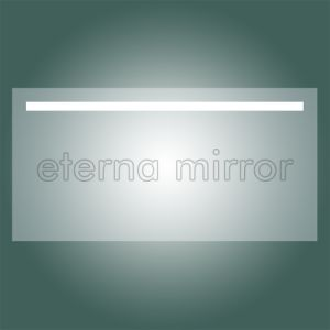 Landscape Backlit Bathroom Mirror, with T5 Fluorescent Light, 120x60cm
