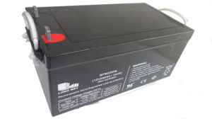 12V250ah Reachargeable Deep Cycle Solar Battery pictures & photos