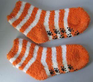 Feather Yarn Sock (SM-018)