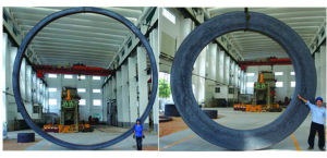 Precision Large Diameter Slewing Ring Crane Bearings, Slewing Ring, Gear Ring pictures & photos
