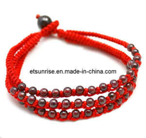 Fashion Semi Precious Stone Crystal Jewellery Bracelet (ESB01288) pictures & photos