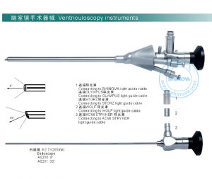 Rigid Endoscope-Neurosurgery Endoscope pictures & photos