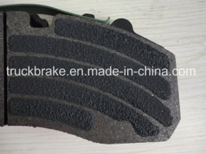Knorr-Bremse Truck/Bus/Trailer Brake Pad 29087/29202/29108 pictures & photos