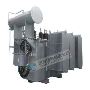 110KV Class Three-Winding Off-Load Tap-Changing Power Transformer pictures & photos