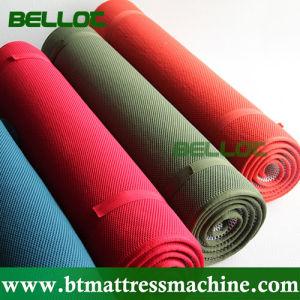 Washable 3D Mesh Fabric Yoga PVC Mat pictures & photos