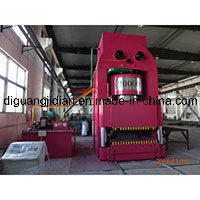 Hydraulic Press for Plate Heat Exchangers 40000t