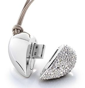 Heart Jewelry USB Flash Drive pictures & photos