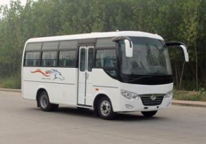 6.7M Passenger Bus (SC6726NG3) pictures & photos
