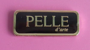 Metal Gold Enamel Name Plate for Hotel (ASNY-JL-NB-13101702) pictures & photos