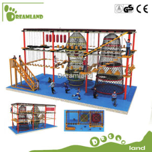Chinese Supplier Kids Playground Best Giant Adult and Kids Obstacle Course for Sale pictures & photos