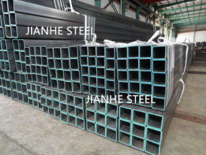 ERW Steel Pipe/High Frequency Welded Square/Rectangualr Steel Pipe