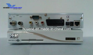 Dreambox Dm500c White Color Satellite Receiver