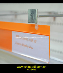 Wire Display Label Holder (HD-3026) pictures & photos