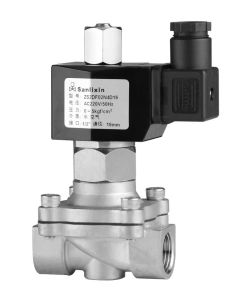 Solenoid Valve - Normally Open (ZS Stainless Steel) pictures & photos
