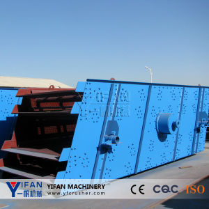 Professional Vibrating Screen for Stone Selection pictures & photos