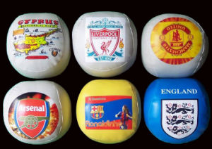 Promotional Beaded Kick Balls (PM216) pictures & photos