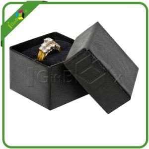 Matt Black Square Gift Box Jewelry pictures & photos