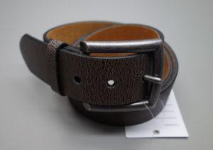 New Fashion Vintage Style Men′s Leather Belt (EUBL1414-40)