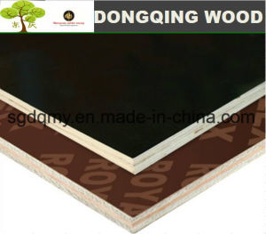 18mm Film Face Plywood with Melamine WBP Waterproof Glue pictures & photos