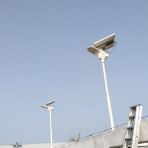 Solar Outdoor Light Motion Sensor LED Light with Lithium Battery pictures & photos