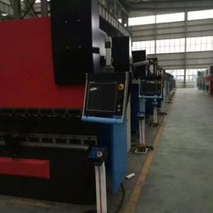 Sheet Metal Bending Machine CNC Press Brake Pbh-160t/3200 pictures & photos