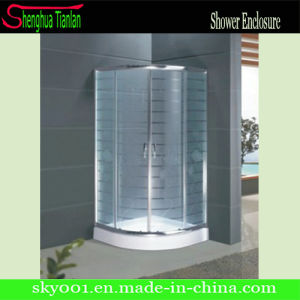 Hot Bathroom Glass Shower Toilet Cubicle (545) pictures & photos