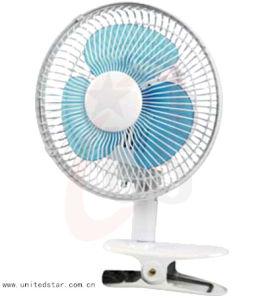 6′′ Electric Mini Clip Fan pictures & photos